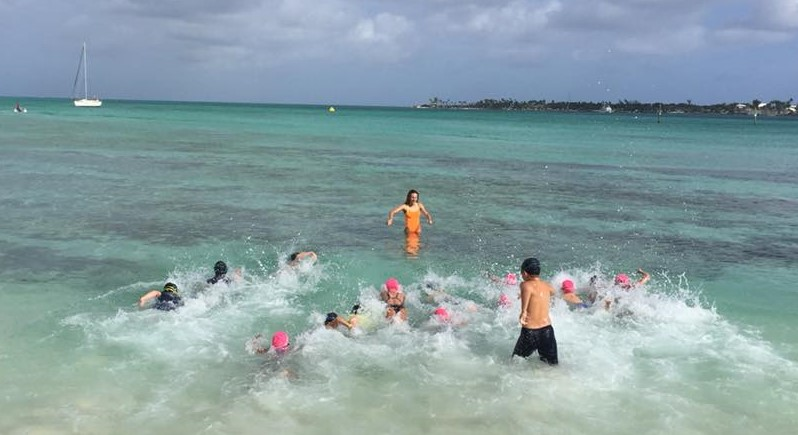 bahamas triathlon race chip timing